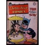 DETECTIVE COMICS #120-BATMAN-ROBIN-DC COMICS-PENGUIN