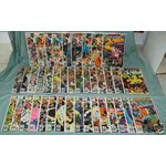 UNCANNY X-MEN #110-150 VF/NM COMPLETE RUN 1978-81