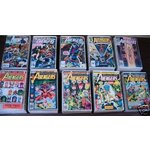 AVENGERS 101-402 COMPLETE RUN SET MARVEL IRON MAN HULK