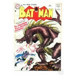 BATMAN #104  (DC 1956)  VG+  @ $120