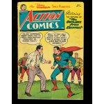 ACTION COMICS #194 1954 DC SUPERMAN VIGILANTE CONGO BIL