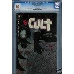 1988 BATMAN: THE CULT #1 CGC 10 White 10.0 Gem Mint