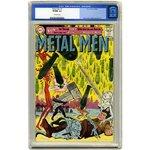 1963 DC Metal Men #1 CGC VF/NM 9.0 Comic