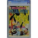 METAL MEN #1 (1963) CGC 7.0 WHITE Pages
