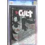 Batman:  The Cult #1 CGC 10.0  (1 of 8 10.0's)
