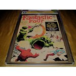FANTASTIC FOUR #1 (1961) CGC 4.0 SIGNATURE SERIES (LEE)