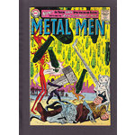 METAL MEN # 1 VF/NM (9.0) DC SILVER - CGC it