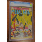 METAL MEN #1 CGC 8.0 1963 SILVER AGE CLASSIC SUPERHERO