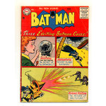 BATMAN # 98 (DC 1956) VG @ $120