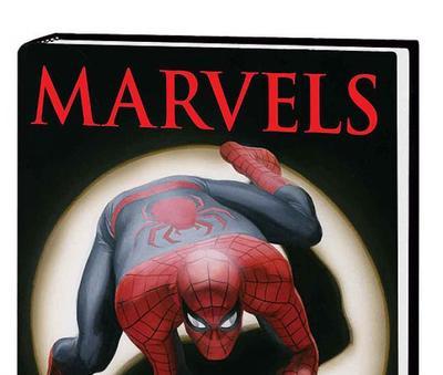 Marvels Hardcover HC 0 1 2 3 4 Alex Ross Kingdom Comic Spider Man Fantastic Four