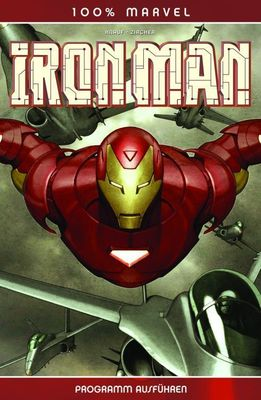 100% Marvel No. 41 Iron Man 2 - Programm ausführen