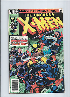 Marvel Comics Uncanny X-Men # 133