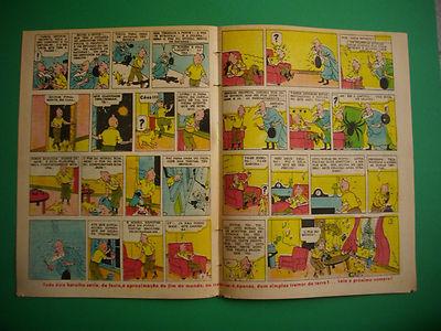 Tintin - L'Étoile Mysterieuse - O Papagaio #439 - 1943