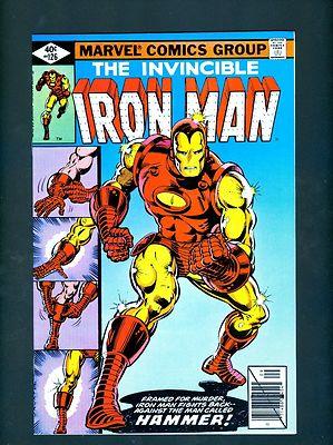 IRON MAN #126 (1979) NM+