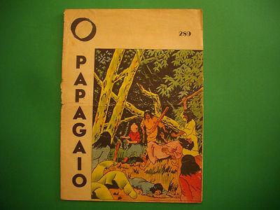 Tintin - L'Oreille Cassee - O Papagaio - Seulement la Couverture