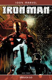 100% MARVEL 68: IRON MAN - MENSCH 2.0