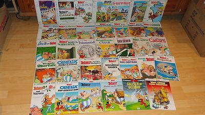 Band 21 Das Geschenk Cäsars Top Zustand Asterix /& Obelix
