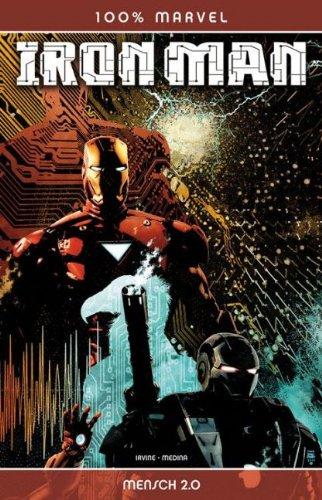 100% Marvel # 68 - Iron-Man: Mensch 2.0 - UNBELESEN