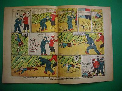 Tintin - L'Ile Noir - O Papagaio #343 - 1941