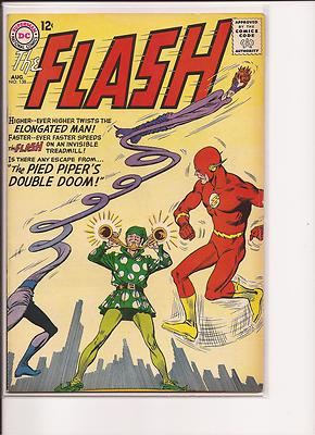 The Flash #138 FN+ (1963 DC Comics)