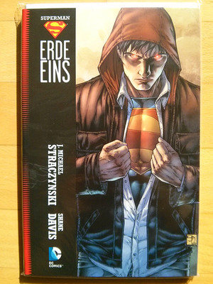 Superman Erde Eins #1 - Band 1 wie NEU - Sammelband Paperback TPB DC Panini