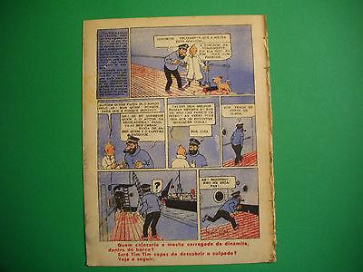 Tintin - L'Étoile Mysterieuse - O Papagaio #453 - 1943