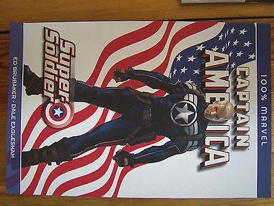 Captain America Super Soldier - Marvel 100% 57  Panini Verlag