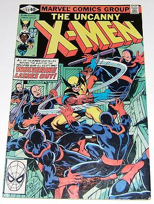 Uncanny X-Men 133 Marvel