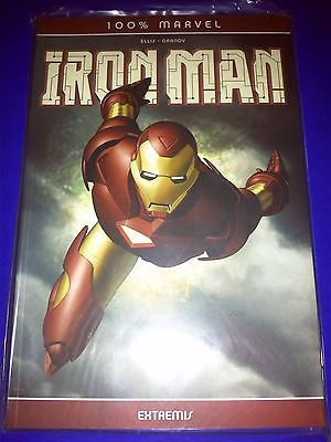100% Marvel 34: Iron Man - Extremis [Marvel, Panini, Selten, TOP]