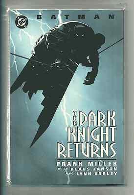 Batman The Dark Knight Returns TPB 5th Printing Miller   Starts at Only $1