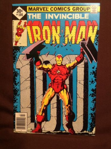 Iron Man #100 (Marvel, July 1977)