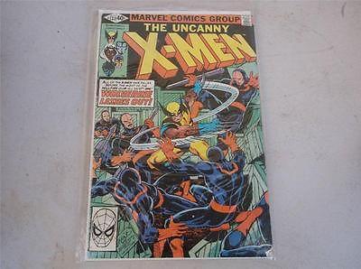 May 1980 #133 Marvel Comics Group The Uncanny X-Men Comic Book