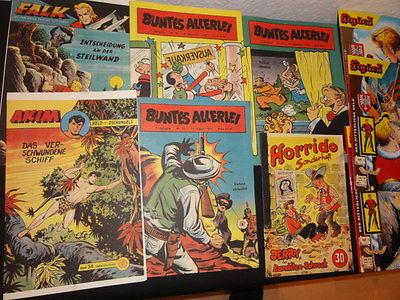 Riesen Sammlung  Comics -Nachbau & Alben aus Nachlass  über 3200 Stück