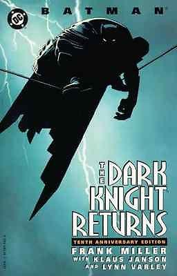Batman: The Dark Knight Returns 10th Anniversary Edition 1st Printing TPB MIller