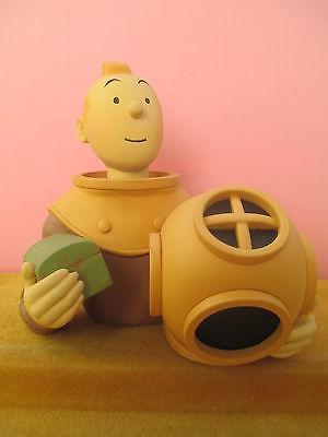 Pixi : Tintin : Buste en résine (Tintin en scaphandre) (30011)
