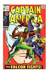 Captain America #118 (Oct 1969, Marvel)