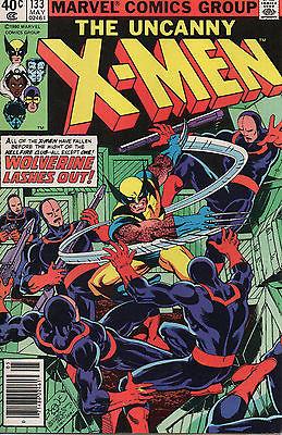 Uncanny X-Men Vol 1 #133