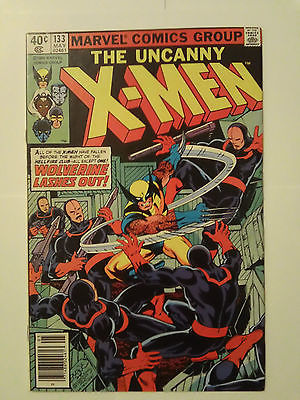 Uncanny X-Men  #133   VF  1963 Series