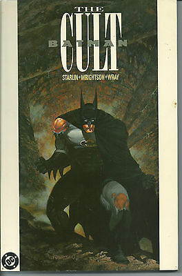 KRAZY KOOL OFFER: TPB- BATMAN...THE CULT (1991) IN VERY FINE CONDITION