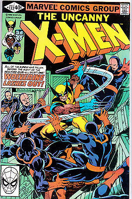 Uncanny X-Men #133 (vol 1) VF- (7.5) Classic Bronze Age X-Men Solo Wolverine