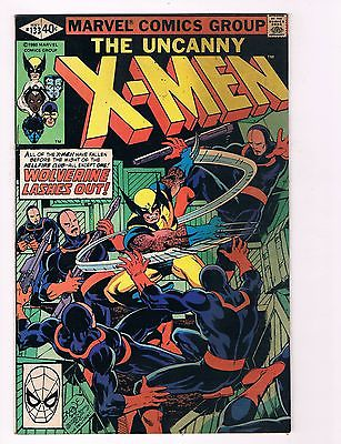 Uncanny X-Men # 133 FN Bronze Age Marvel Comic Books Hi-Res Scans Great Issue