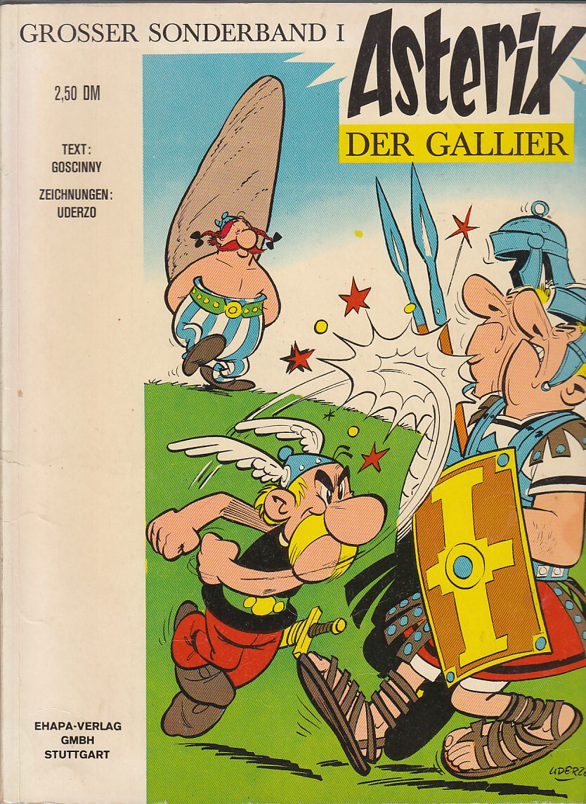 Asterix Band 39