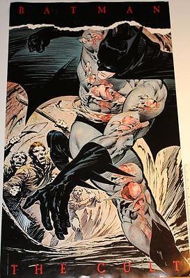 BATMAN: THE CULT Poster