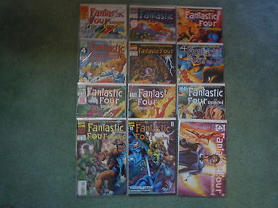 Fantastic Four Unlimited, Unplugged,Action Hour