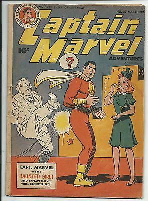 Captain Marvel Adventures (1946) #57