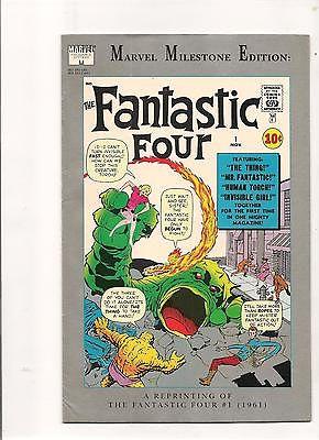 Marvel Milestone reprint of Fantastic Four # 1