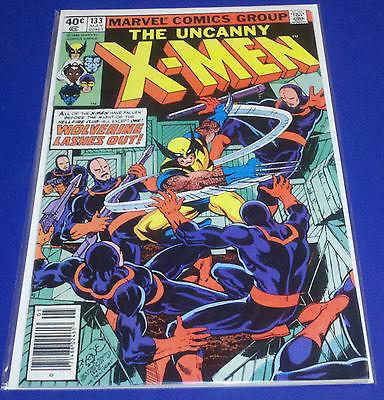 Uncanny X-Men #133 (1980) Wolverine Alone