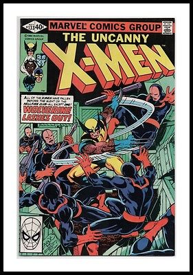 Marvel Comics - Uncanny X-Men (1963) #133 JOHN BYRNE HIGH GRADE COPY