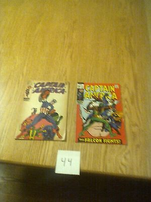 Captain America   Comic books 1969  # 111      1969 # 118