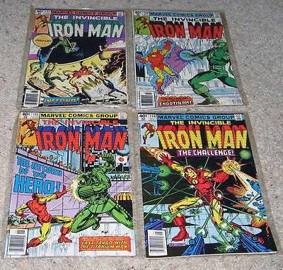 Iron Man 134 135 136 137  Hulk Ant Man   Avengers Age of Ultron lot